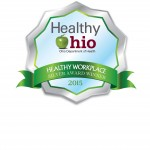 healthy Ohio silver award